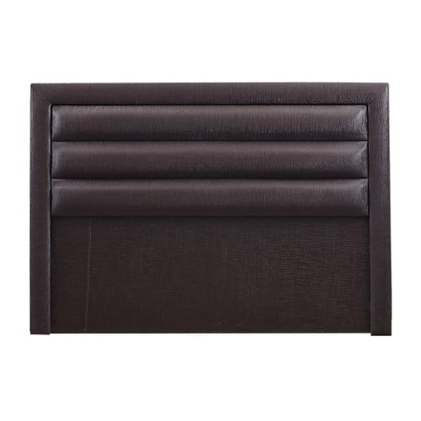 Čelo postele Comfort Delux Brown, 120x160 cm
