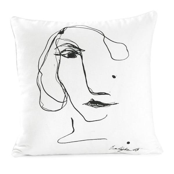 Vankúš Art Miss Étoile II, 50 x 50 cm