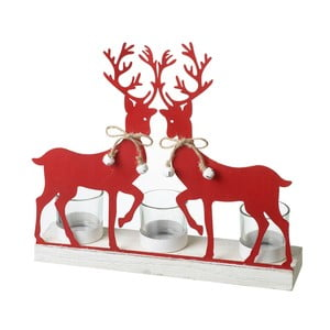 Stojan na sviečky Parlane Reindeer