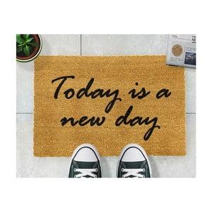 Rohožka Artsy Doormats New Day, 40 × 60 cm