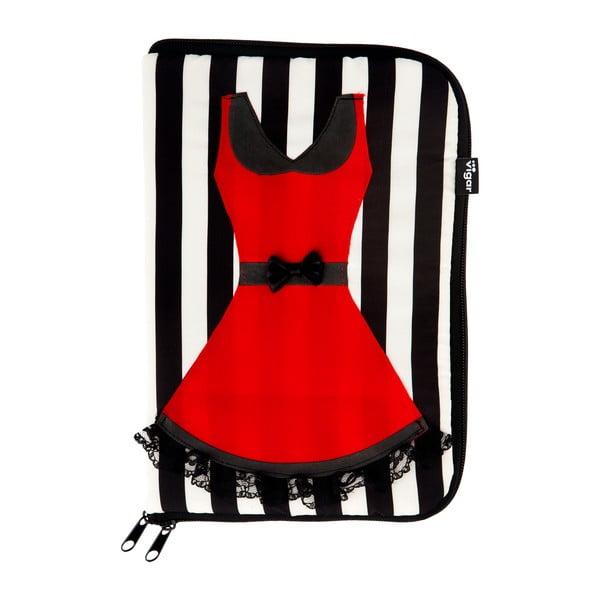 Cestovná šperkovnica Vigar Red Dress