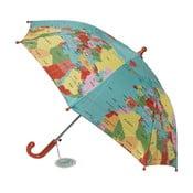 Detský dáždnik Rex London World Map