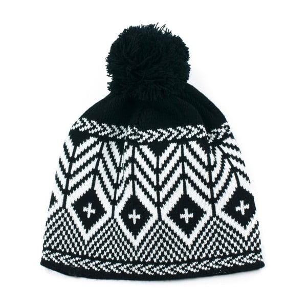 Čierna čiapka Julien