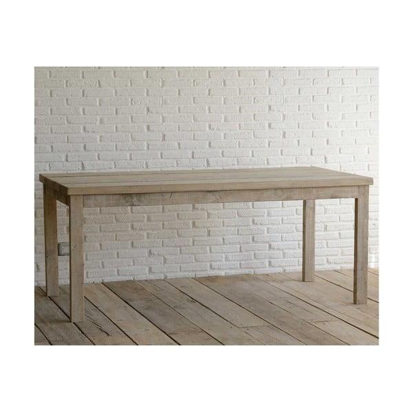 Stolík z recyklovaného dreva Old Wood, 80x200cm