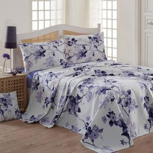 Prikrývka na posteľ Elenor, 200x230 cm