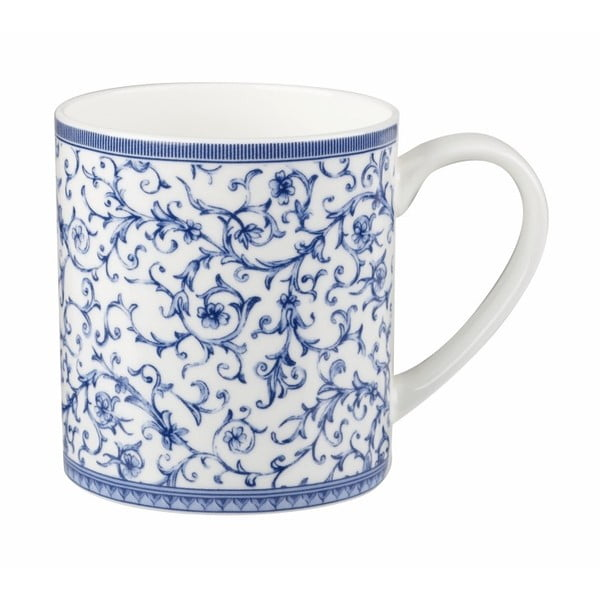 Sada 3 ks hrnčekov Churchill China Blue story, 290 ml