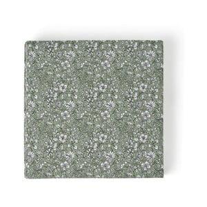 Sada 20 dekoračných papierových obrúskov A Simple Mess Dinan Hedge Green