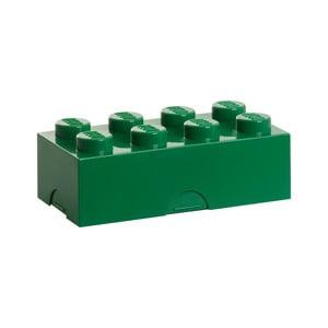Zelený desiatový box LEGO®