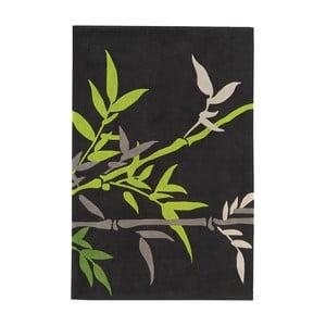 Zelený koberec Asiatic Carpets Harlequin Grass, 180 x 120 cm