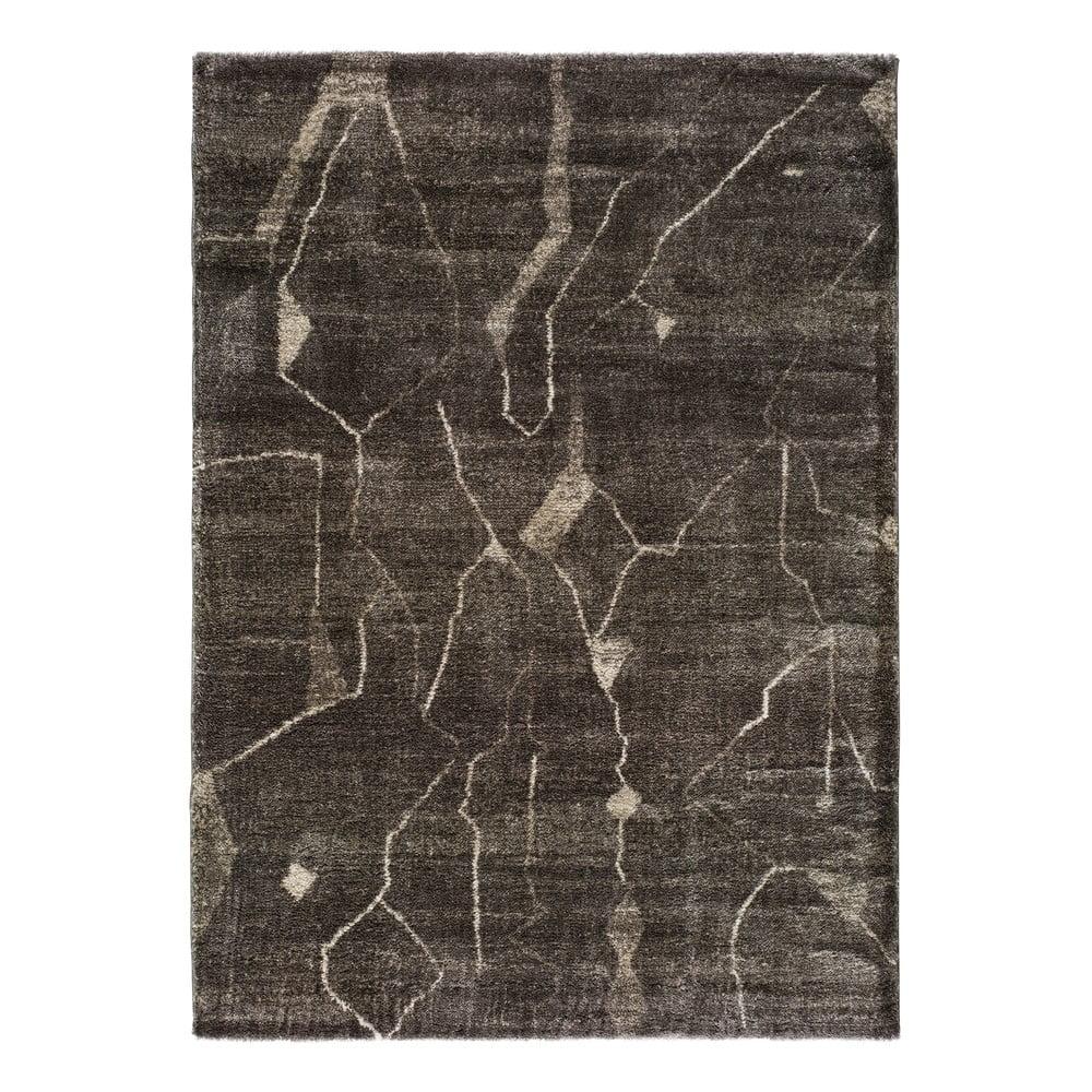 Sivý koberec Universal Moana Creo, 135 x 190 cm