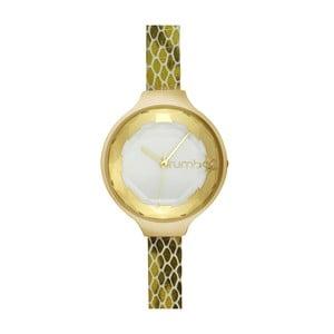 Dámske hodinky v zlatej farbe Rumbatime Orchard Gem Exotic in Amazon