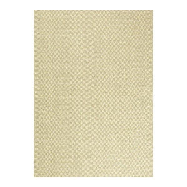 Vlnený koberec Charles Lime, 160x230 cm