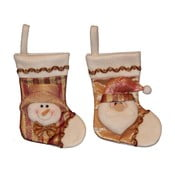 Sada 4 ponožiek Christmas Socks