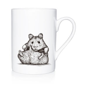 Porcelánový hrnček We Love Home Mouse, 300 ml