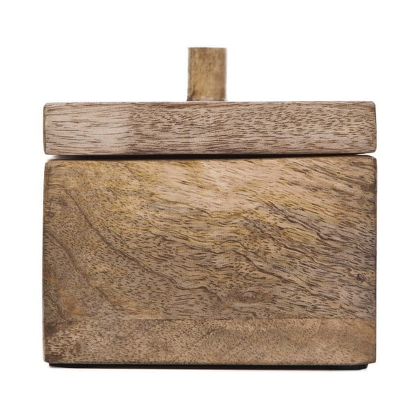 Drevená krabička NORR11 Casket Storage
