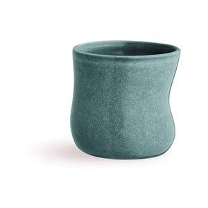 Zelený kameninový hrnček Kähler Design Mano, 300 ml