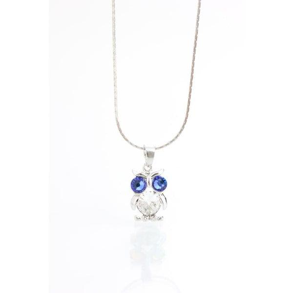 Náhrdelník Yasmine Saphire Owl