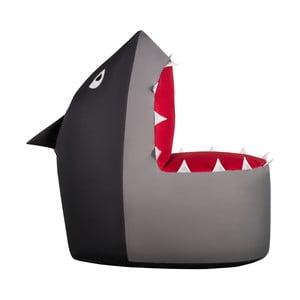 Detský interiérový sedací vak KICOTI Shark
