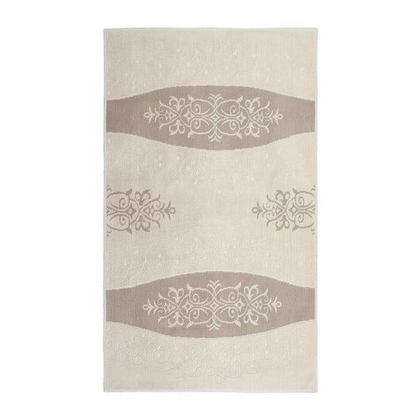 Bavlnený koberec Decor 80x150 cm, krémový