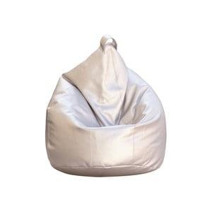 Sedací vak Bag Eco Silver