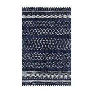Modrý koberec Eco Rugs Sea Captain, 120×170 cm
