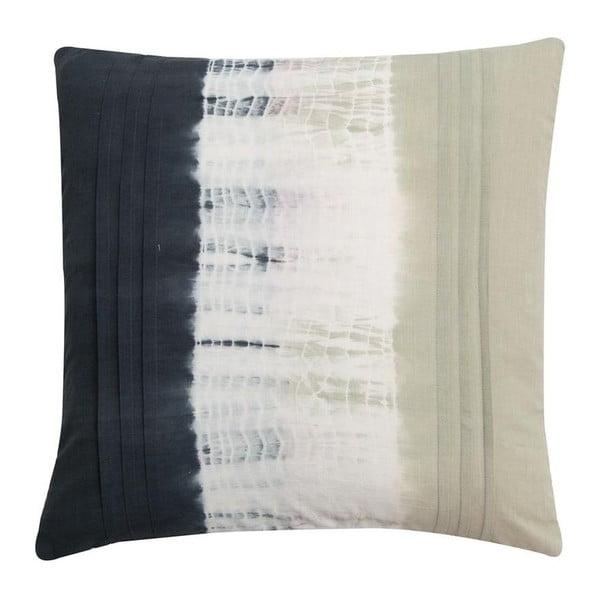 Vankúš Dye Toffee Charcoal, 45x45 cm