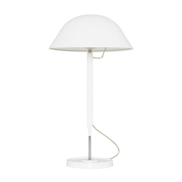 Stolová lampa Newz, biela
