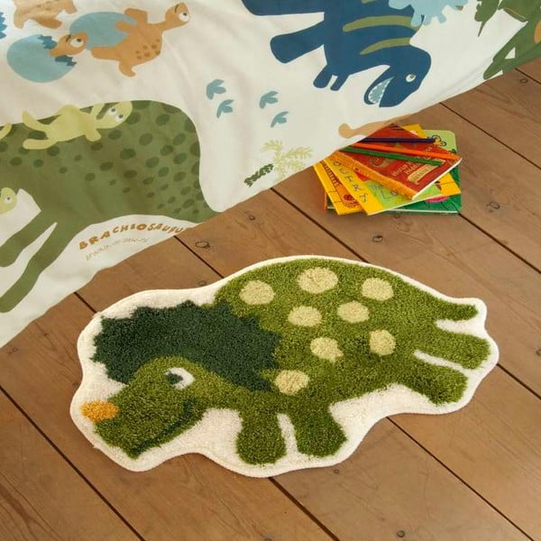 Detský koberec Catherine Lansfield Dino, 50×80cm