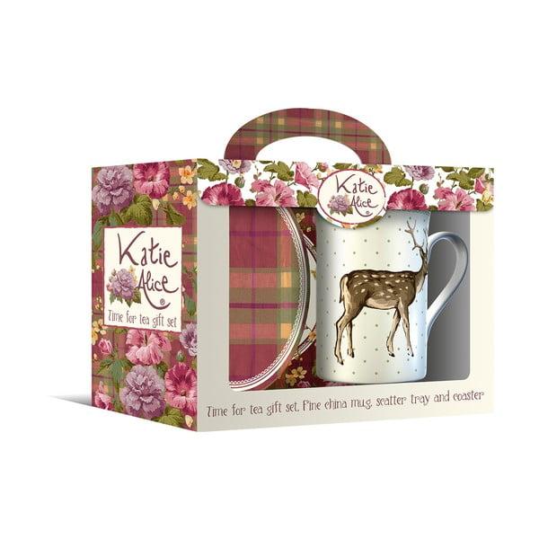 Hrnček v darčekovej krabičke  Katie Alice Highland