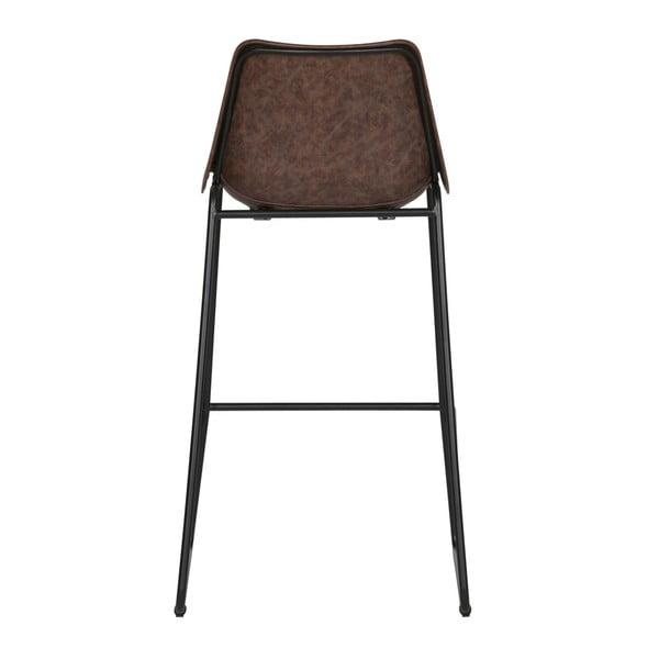 Hnedá barová stolička De Eekhoorn Jet