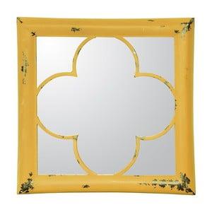 Nástenné zrkadlo In Yellow, 40 cm