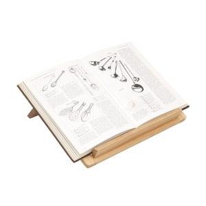Stojan na kuchársku knihu Wooden