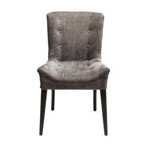 Tmavosivá stolička Kare Design Stay