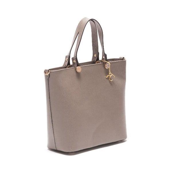 Kožená kabelka Damien 432 Fango