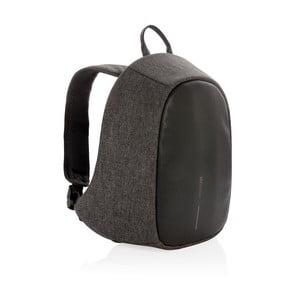 Čierno-sivý dámsky bezpečnostný batoh XD Design Elle Protective, 8 l