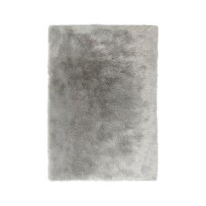 Sivý koberec Flair Rugs Sheepskin, 80×150 cm