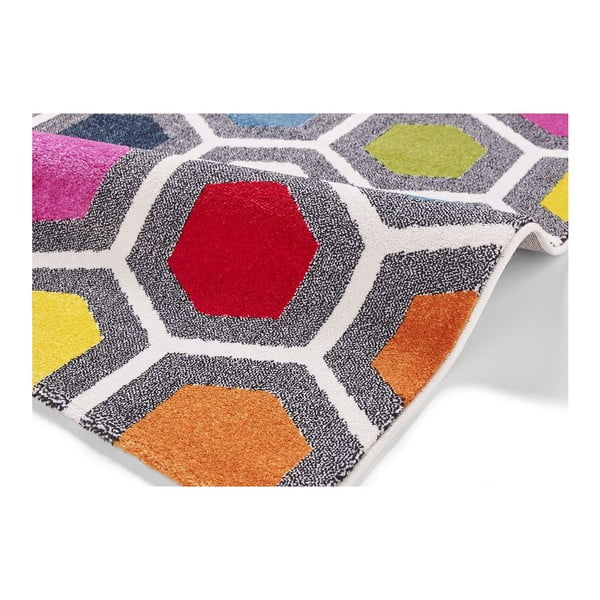 Koberec Think Rugs Sunrise Multi, 120 x 170 cm