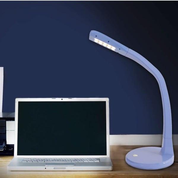 Stolná LED lampa Light Blue