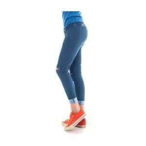 Modré legíny Lull Loungewear Carrizal, veľ.L