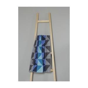 Vzorovaný bavlnený uterák My Home Plus Spa, 50×100 cm