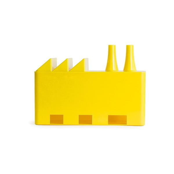 Rázcestník na káble DOIY  Factory Yellow