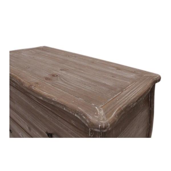 Zásuvky Kamill, 83x80x40 cm