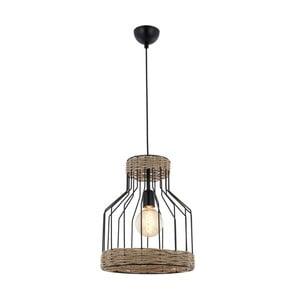 Stropné svietidlo Avoni Lighting 1584 Series Black Lungo