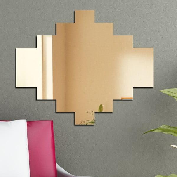Dekoratívne zrkadlo Pixely