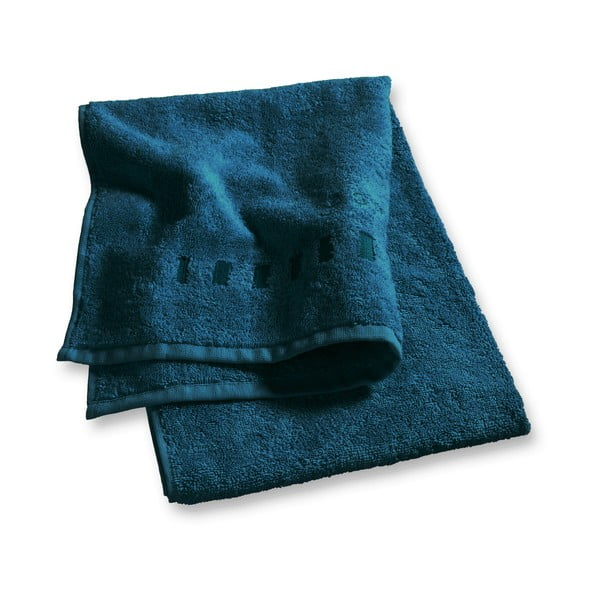 Uterák Esprit Solid 35x50 cm, džínsovo modrý