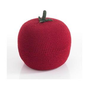 Detský červený puf Tomasucci Tomato