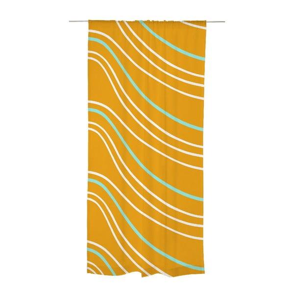 Záves  Sade Orange, 140x240 cm