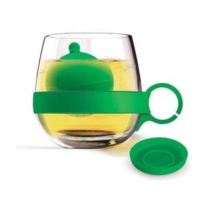 Hrnček Tea Ball, zelený