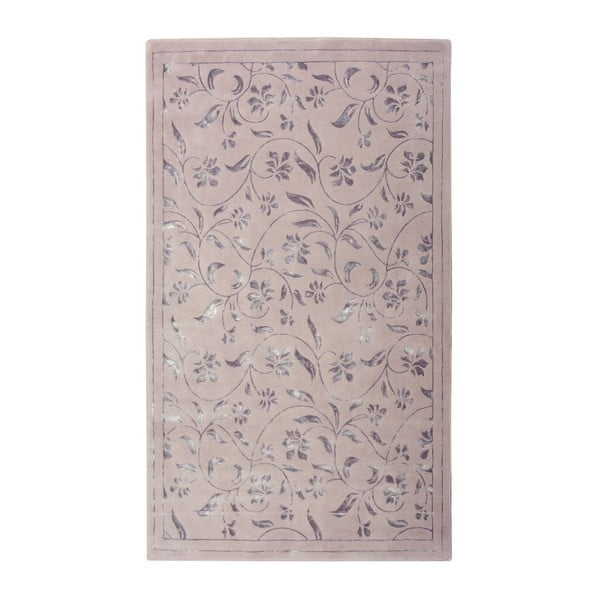Fialový koberec Floorist Florist,120x180cm