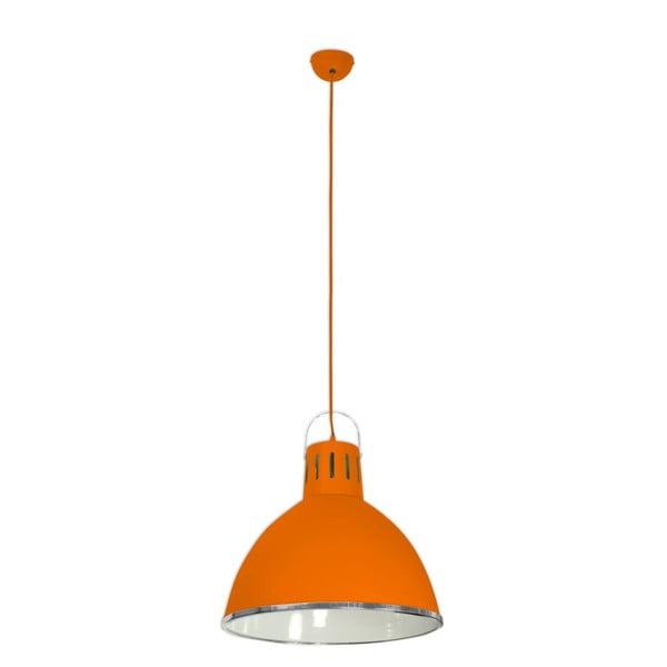 Stropné svetlo Garrel, oranžové